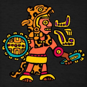 Aztec warrior - Men's T-Shirt