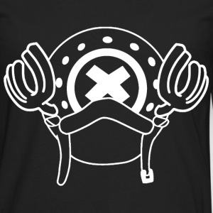 Chopper Face - Men's Premium Long Sleeve T-Shirt
