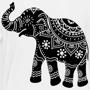 indian elephant Kids' Shirts - Toddler Premium T-Shirt