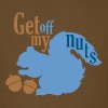 Get Off My Nuts T-Shirts - Men's T-Shirt
