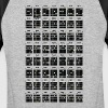 Guitar Chords T Shirts 1 of 2 T-Shirts - Baseball T-Shirt