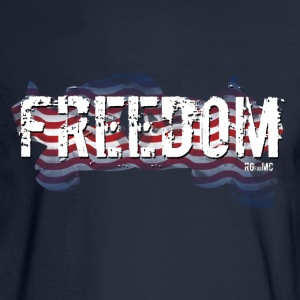 Mob Candy Give Back Freedom Women's T-Shirts - Men's Long Sleeve T-Shirt