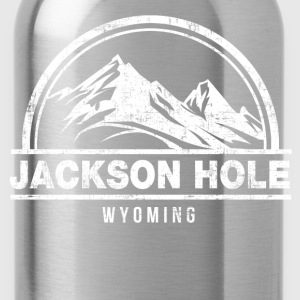 Jackson Hole Wyoming Women's T-Shirts - Water Bottle