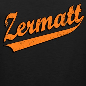 Zermatt Switzerland T-Shirts - Men's Premium Tank