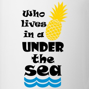 Who lives in a Pineapple under the Sea? Accessories - Coffee/Tea Mug