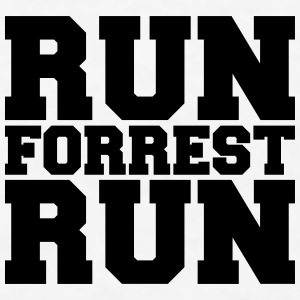 RUN FORREST RUN (Forrest Gump) Accessories - Men's T-Shirt
