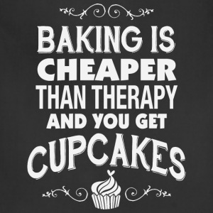 Baking therapy - Adjustable Apron
