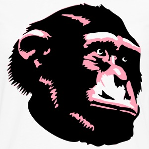 Chimp T-Shirts - Men's Premium Long Sleeve T-Shirt