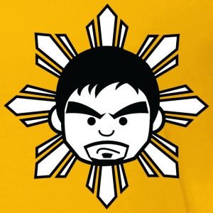 Filipino Rising Sun Kids' Shirts - Toddler Premium T-Shirt