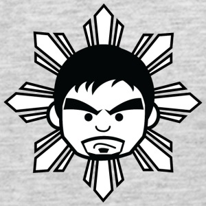 Filipino Rising Sun T-Shirts - Men's Premium Tank