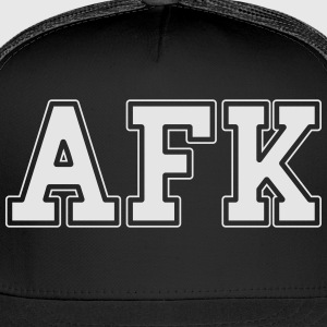 AFK Bags & backpacks - Trucker Cap