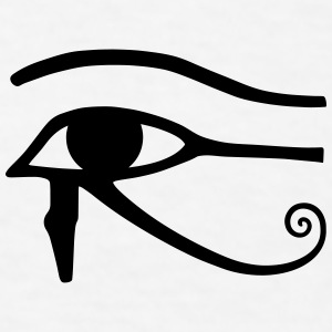 Horus eye Accessories - Men's T-Shirt