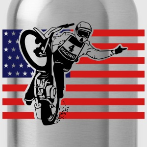 Speedway - Dirt Track Hoodies - Water Bottle