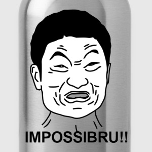 impossibru! - Water Bottle