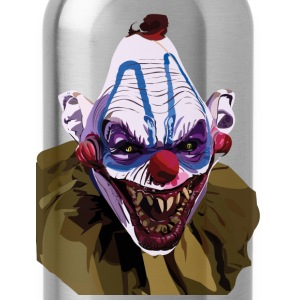 killer clown - Water Bottle