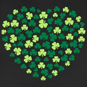 st patrick shamrocks Kids' Shirts - Leggings