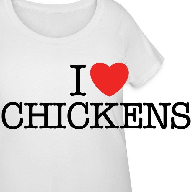 I heart chickens