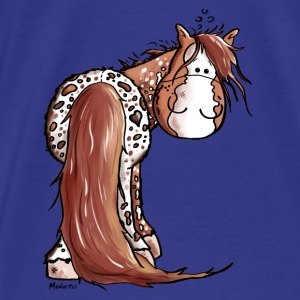 Cute Appaloosa Horse Bags & backpacks - Men's Premium T-Shirt