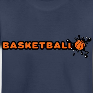 Basketball and Splash Kids' Shirts - Toddler Premium T-Shirt