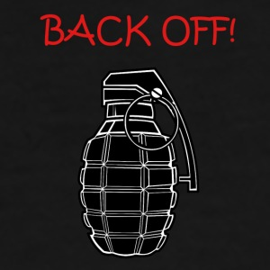Back off! - Men's Premium T-Shirt