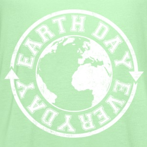 Earth Day Everyday Women's T-Shirts - Women's Flowy Tank Top by Bella