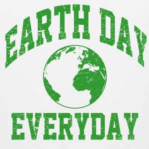 Earth Day Everyday Women's T-Shirts - Men's Premium Tank