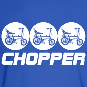 Chopper T-Shirts - Men's Long Sleeve T-Shirt