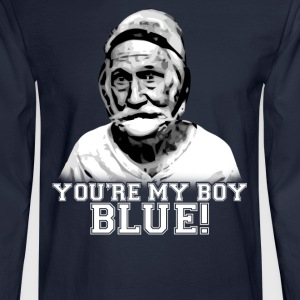 Your my boy Blue - Men's Long Sleeve T-Shirt