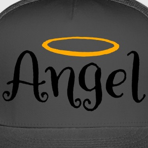 Angel T-Shirts - Trucker Cap