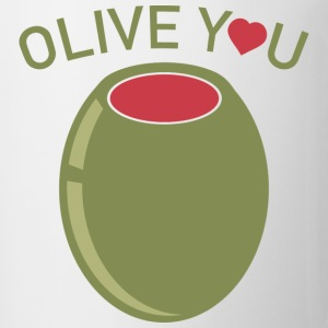 Olive You - Coffee/Tea Mug