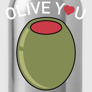 Olive You - Water Bottle