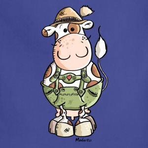 Bavarian Cow T-Shirts - Adjustable Apron