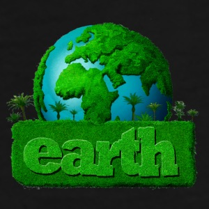 Earth - Earth month/day - Men's Premium T-Shirt