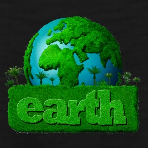 Earth - Earth month/day - Men's Premium Tank