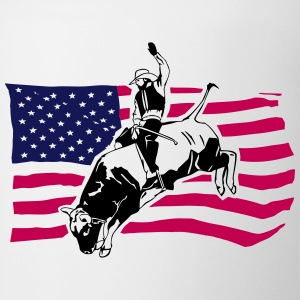 Western Rodeo - Bullrider T-Shirts - Coffee/Tea Mug