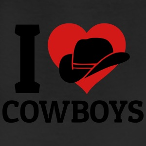 I love Cowboys Tanks - Leggings