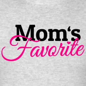 Moms Favorite Sweatshirts - Men's T-Shirt