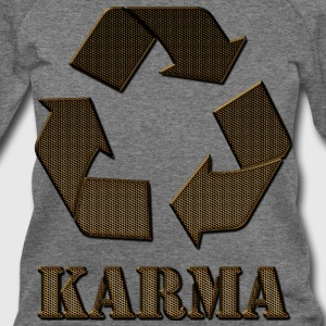 Karma - Women's Wideneck Sweatshirt