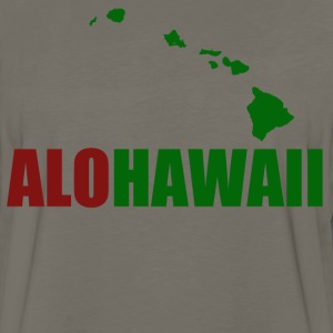 Aloha Hawaii T-Shirts - Men's Premium Long Sleeve T-Shirt