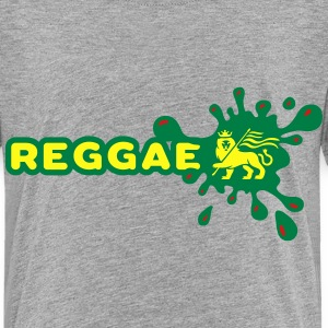Reggae Splash Kids' Shirts - Toddler Premium T-Shirt