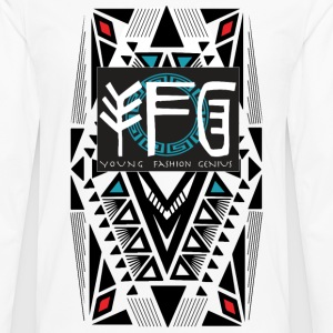 Azteca Tee by YFG - Men's Premium Long Sleeve T-Shirt