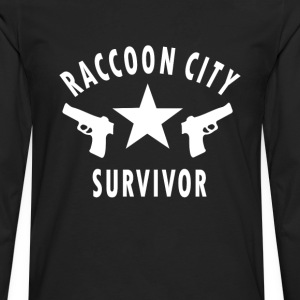 Resident Evil - Raccoon City - Men's Premium Long Sleeve T-Shirt