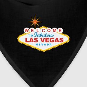 Welcome to Fabulous Las Vegas - Bandana