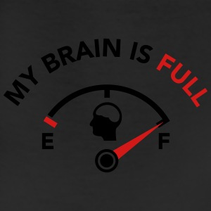 My Brain is Full - Fuel Guage T-Shirts - Leggings