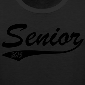Senior 2015 T-Shirts - Men's Premium Tank