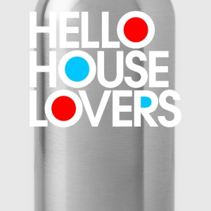 HELLO HOUSE LOVERS - Water Bottle