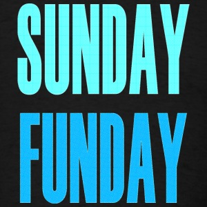 SUNDAY FUNDAY TANK TOP - Men's T-Shirt