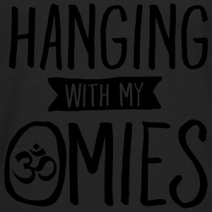 Hanging With My Omies Tanks - Men's Premium Long Sleeve T-Shirt