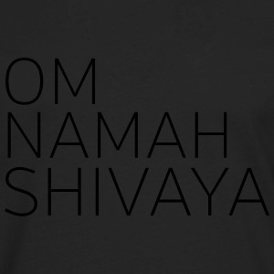 Om Namah Shivaya Women's T-Shirts - Men's Premium Long Sleeve T-Shirt
