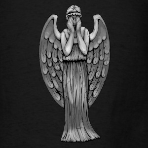 Don't Blink Bags & backpacks - Men's T-Shirt